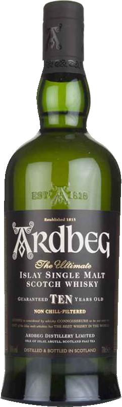 Botella Ardbeg Uigeadail