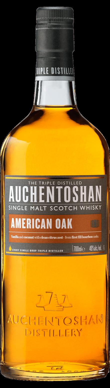 Botella Auchentoshan American Oak