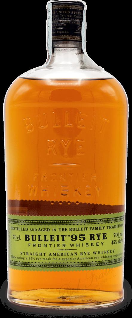 Botella Bulleit Rye