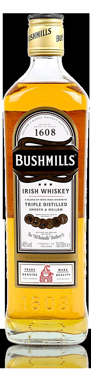 Botella Bushmills Original