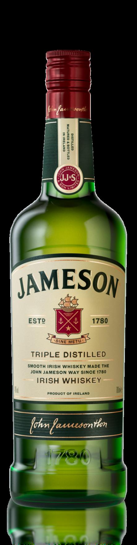 Botella Jameson Original