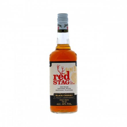 Jim Beam Red Stag - Black Cherry
