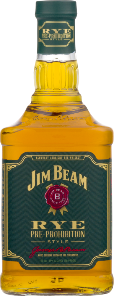 Botella Jim Beam Rye