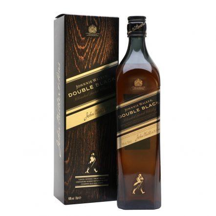Johnnie Walker Double Black con caja