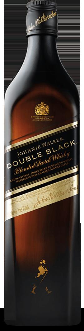 Botella Johnnie Walker Double Black
