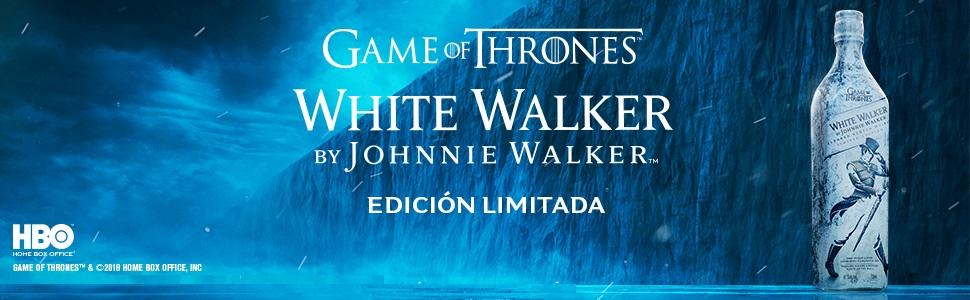 Johnnie Walker White Walker banner