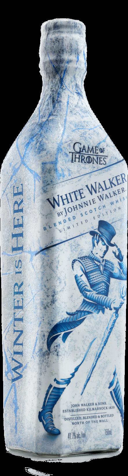 Botella Johnnie Walker White Walker