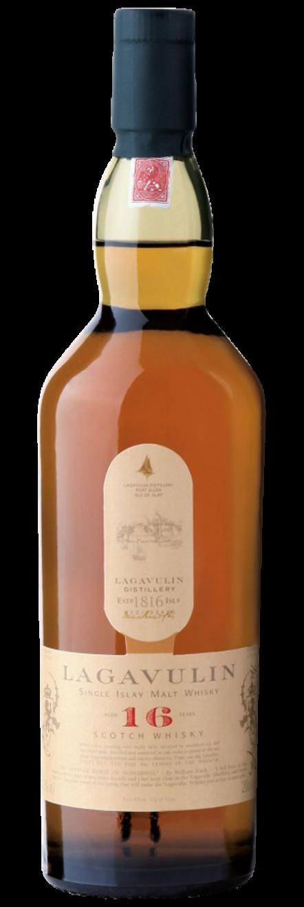 Botella Lagavulin 16 años