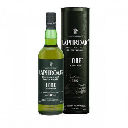 Laphroaig Lore con caja