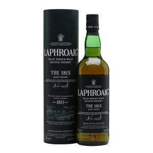 Laphroaig The 1815 con caja