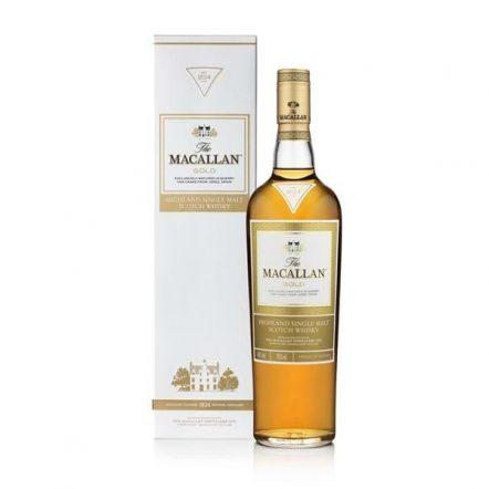 Macallan Gold con caja