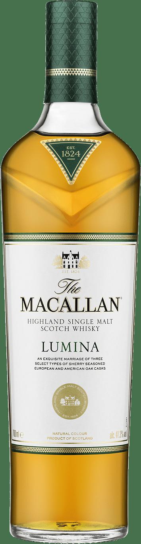 Botella Macallan Lumina