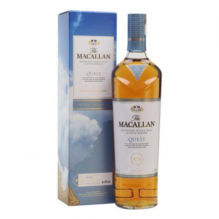 Macallan Quest con caja