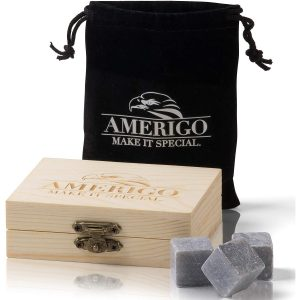 Piedras para whisky - Set de regalo