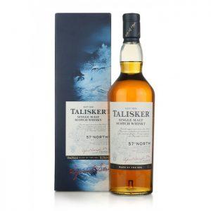 Talisker 57° North con caja