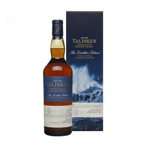 Talisker Distiller's Edition 2008 con caja