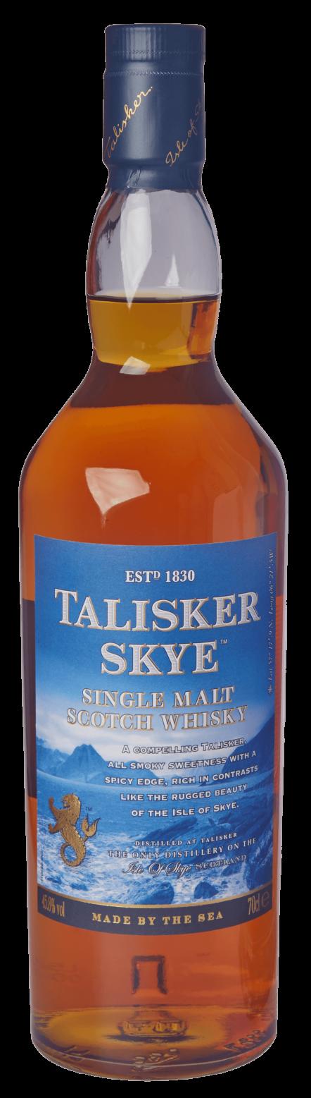 Botella Talisker Skye