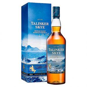 Talisker Skye con caja