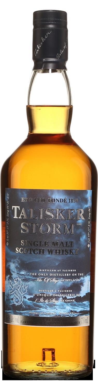 Botella Talisker Storm