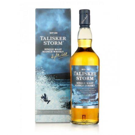 Talisker Storm con caja