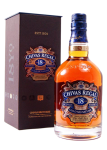 Ejemplo Whisky escocés Blended