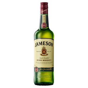 Ejemplo Whisky irlandés Blended