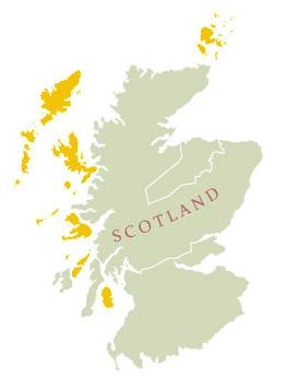 Island, Escocia