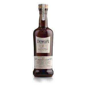 Dewar's 18 años
