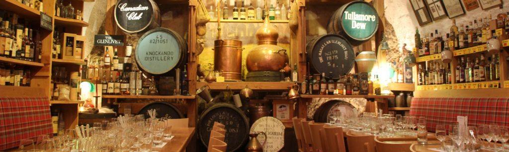 Kyrburg Whisky Museum