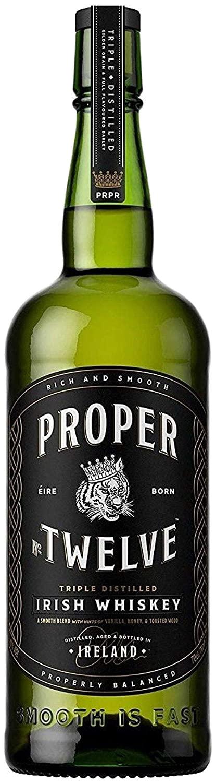 Botella Whisky Proper No. Twelve 12 Connor McGregor