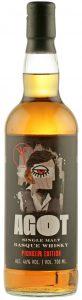 Agot Single Malt Basque Whisky Pioneer Edition