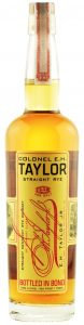 Col. E. H. Taylor, Jr. Kentucky Straight Rye Whiskey