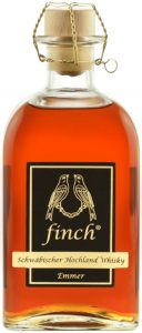Finch Schwäbischer Hochland Whisky XMAS Edition Emmer Cask Strength