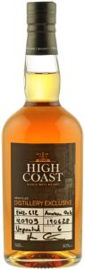 High Coast Whisky Distillery Exclusive