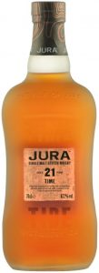 Jura 21 Years Old Time