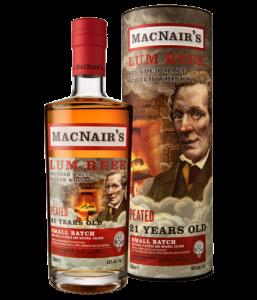 MacNair's Lum Reek Blended Malt Scotch Whisky 21 Years Old