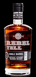 Rebel Yell Single Barrel 10 Years Old