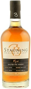 Stauning Whisky Malted Rye Whisky - Double Dip March 2019