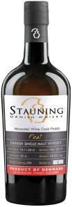 Stauning Whisky Single Malt Whisky Peat Moscatel