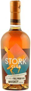 Stork Club Full Proof Rye Whiskey