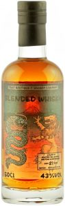 That Boutique-y Whisky Company Blended Whisky Batch 1 - 21 Years Old