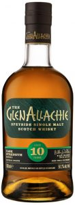 The GlenAllachie 10 Years Old Cask Strength Batch 3