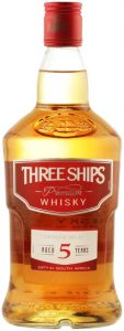 Three Ships Premium Select Whisky 5 Years Old