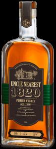 Uncle Nearest Premium Whiskey 1820 Single Barrel