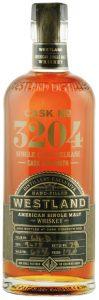 Westland Distillery Cask #3204