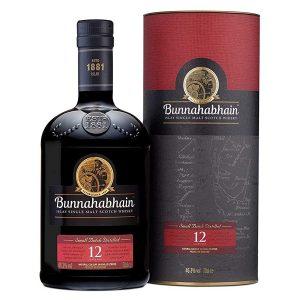 Bunnahabhain 12 Años