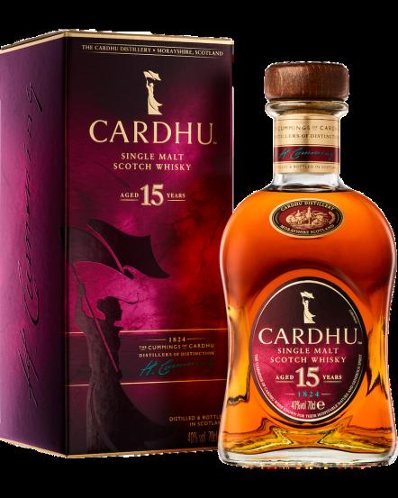 Cardhu 15 Años