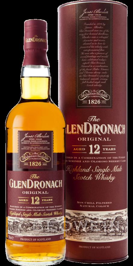Glendronach 12 Años