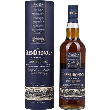 Glendronach Allardice 18 Años