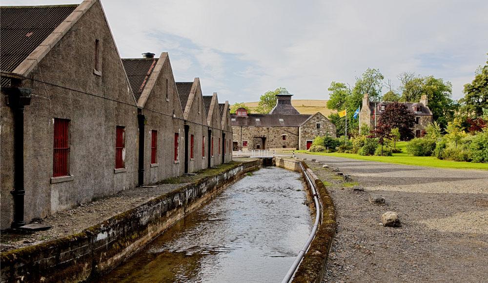 Destilería GlenDronach